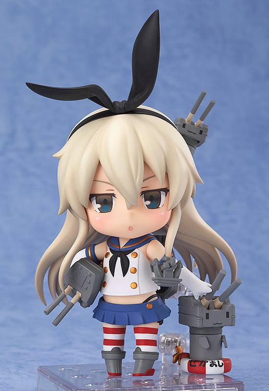 Nendoroid 371. Shimakaze Kantai Collection -KanColle-
