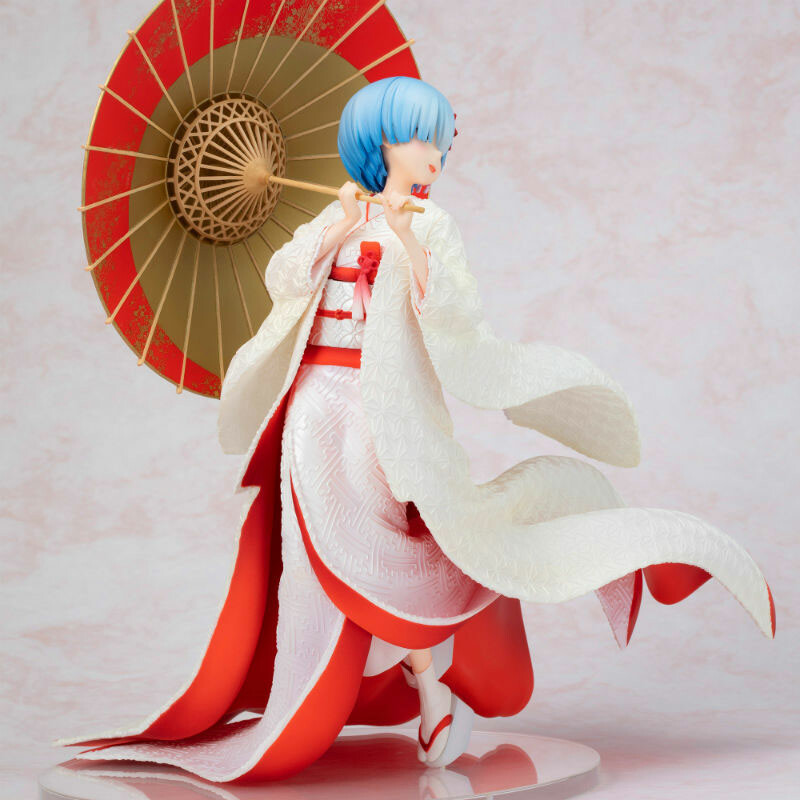 Starting Life in Another World - Rem -Shiromuku- Re:ZERO [1/7 Complete Figure]