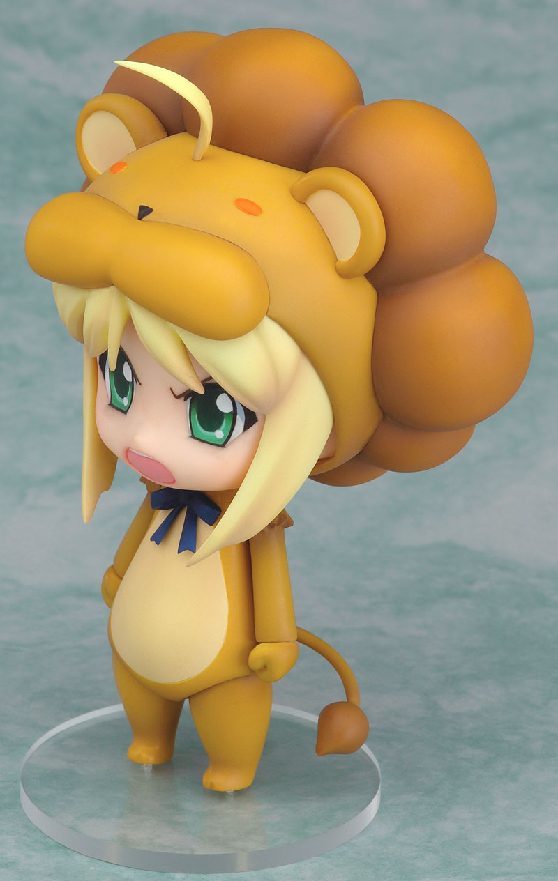 Nendoroid 050. Saber Lion Fate/stay night