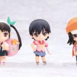Nendoroid Petite: Bakemonogatari Set #2 / Истории монстров комплект из 3 фигурок 1