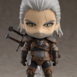 Nendoroid 907. Geralt - The Witcher 3: Wild Hunt