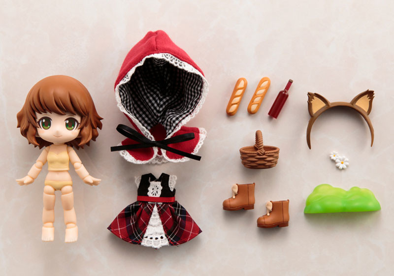 Little Red Riding Hood - Cu-poche