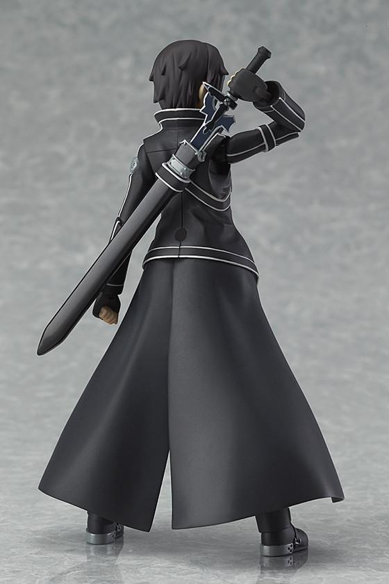 Figma 174. Kirito Sword Art Online / Мастера меча онлайн Кирито аниме фигурка