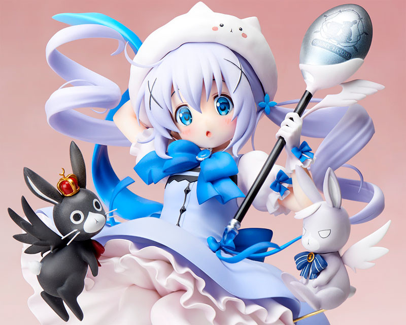 Magical Girl Chino - Is the order a Magical Girl? (Is the order a rabbit?) [1/7 Complete Figure]