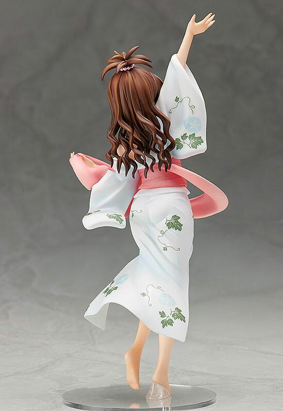 Mikan Yuuki Yukata Ver. [To Love-Ru Darkness] [1/8 Complete Figure]