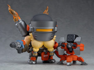 Torbjörn: Classic Skin Edition - Overwatch - Nendoroid 757