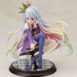 No Game No Life Shiro 1/7 Scale Boxed PVC / аниме фигурка Сиро 11
