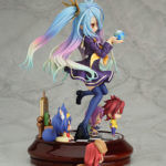 No Game No Life Shiro 1/7 Complete Figure / аниме фигурка Сиро 10