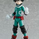 Figma 323. Izuku Midoriya - My Hero Academia (Моя геройская академия)