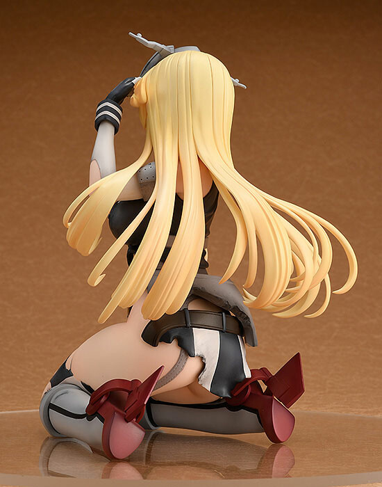 Lowa Half-Damaged Light Armament Ver. Kantai Collection -Kan Colle- [1/8 Complete Figure]