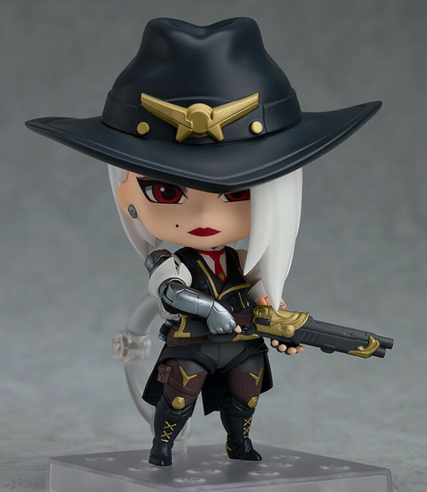 Ashe: Classic Skin Edition - Overwatch - Nendoroid 1167