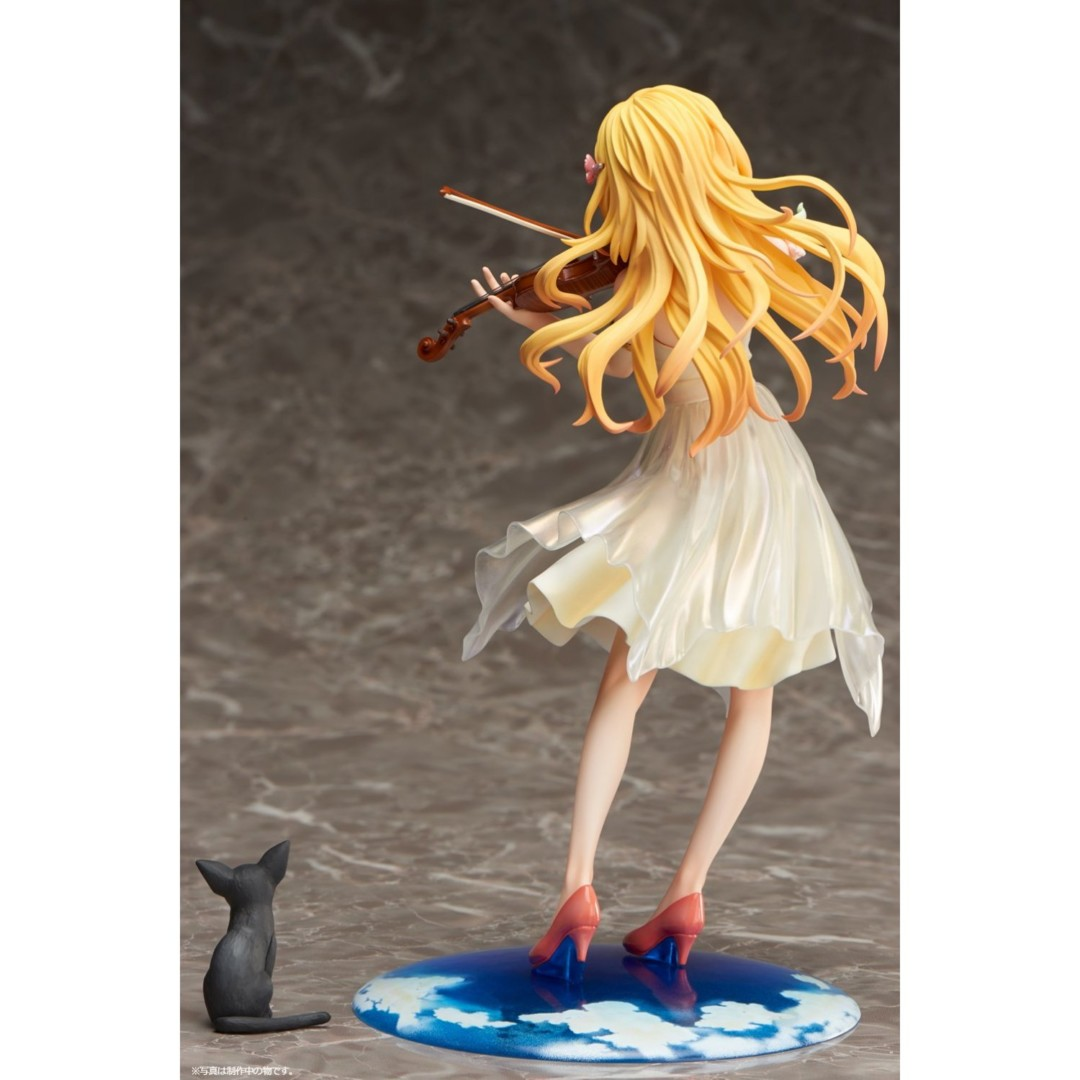Kaori Miyazono - Your Lie in April. Dress Ver. [1/8 Complete Figure]