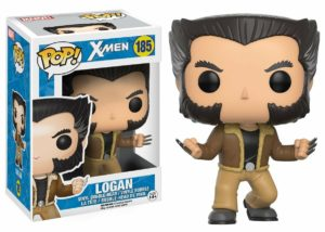 Funko POP Marvel: X-Men-Logan Action Figure [Funko POP!]