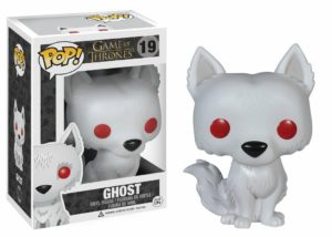 Ghost - Game of Thrones Funko POP / Призрак - Фанко ПОП Игра Престолов