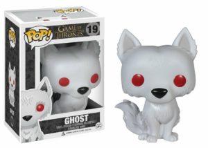 Ghost - Game of Thrones Funko POP / Призрак - Фанко ПОП Игра Престолов