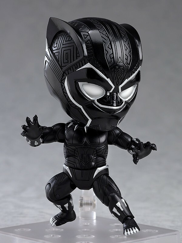 Nendoroid 955. Black Panther: Infinity Edition