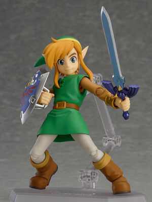 Figma EX-032. Link: A Link Between Worlds ver. - DX Edition The Legend of Zelda