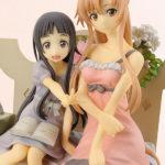 Asuna & Yui [Sword Art Online] [1/8 Complete Figure] 1
