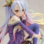 No Game No Life Shiro 1/7 Scale Boxed PVC / аниме фигурка Сиро 1