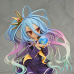 No Game No Life Shiro 1/7 Complete Figure / аниме фигурка Сиро 11