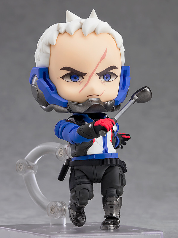 Soldier: 76: Classic Skin Edition. - Overwatch - Nendoroid 976