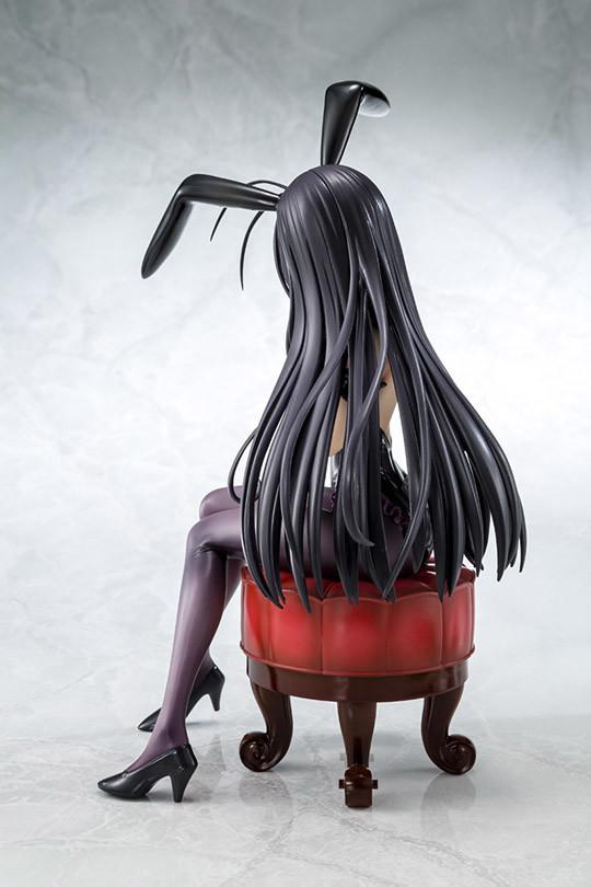 Kuroyukihime Bunny Ver. - Accel World. 1/7 Complete Figure