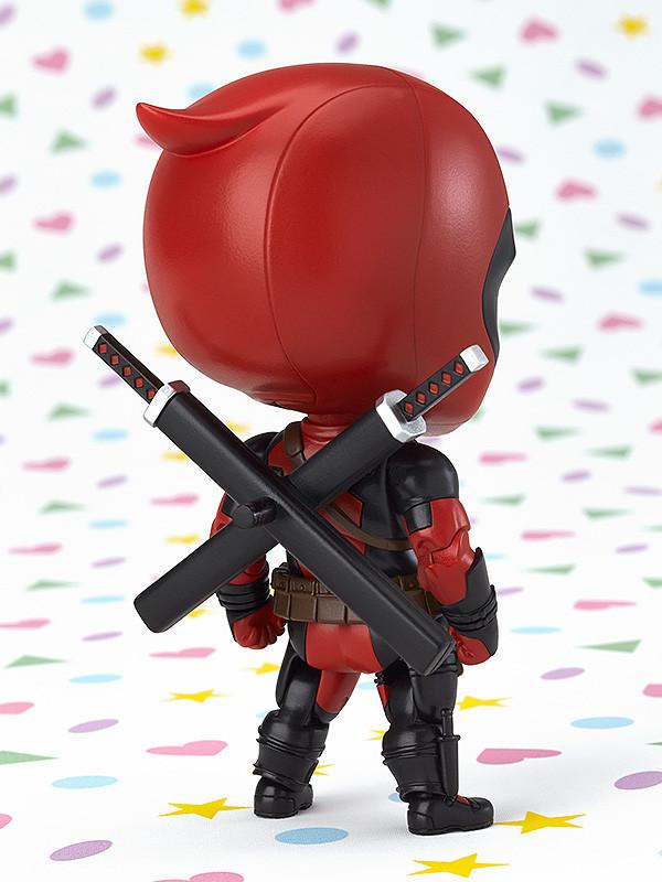 Nendoroid 662. Deadpool Orechan Edition / Дэдпул фигурка