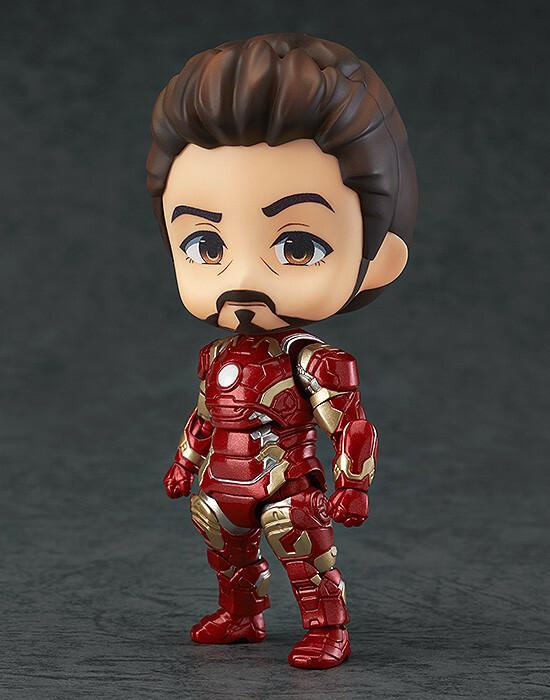 Nendoroid 543. Iron Man Mark 43: Hero's Edition + Ultron Sentries Set