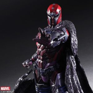 Marvel Magneto - X-Men [Play Arts Kai]