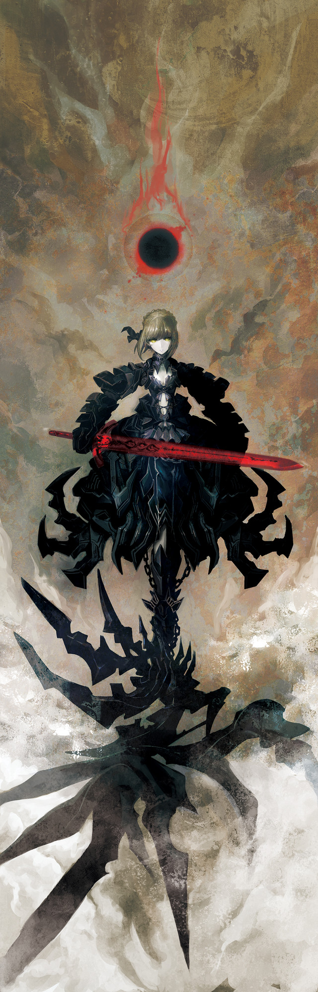 Saber Alter: huke Collaboration Package (Сейбер Fate/stay night) 1/7 Complete figure