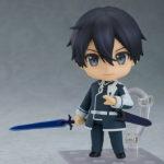 Kirito: Elite Swordsman Ver. - Sword Art Online: Alicization - Nendoroid 1138