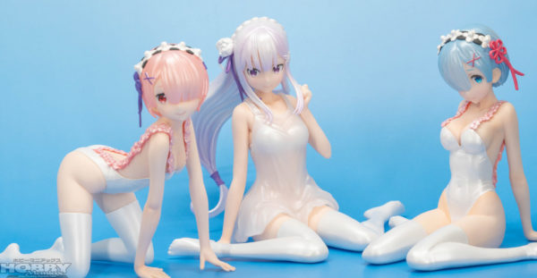 Rem, Ram, Emilia - Life in Another World [Complete Figure]