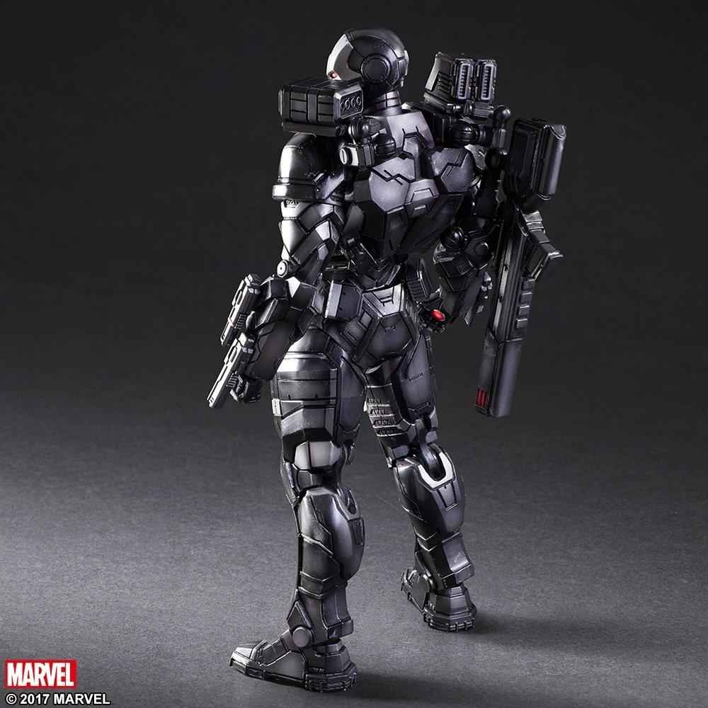 War Machine (Iron Man) - Marvel Comics [Play Arts Kai]