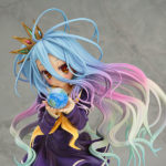No Game No Life Shiro 1/7 Complete Figure / аниме фигурка Сиро 12