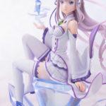 Re:Zero kara Hajimeru Isekai Seikatsu – Emilia [1/8 Complete Figure] 1