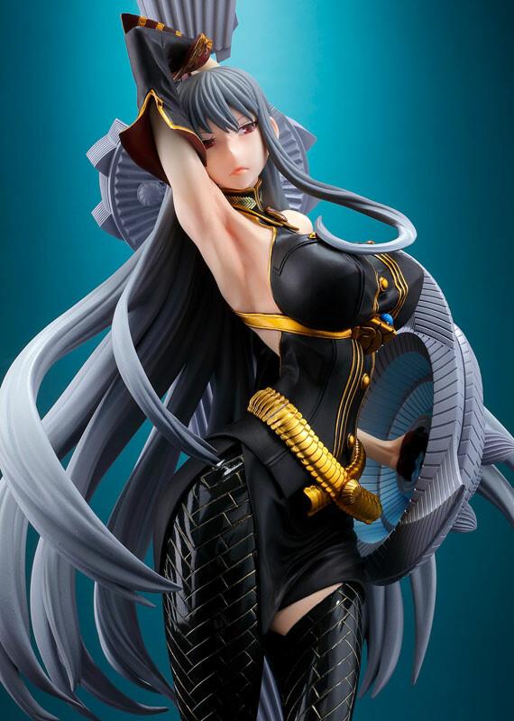 Selvaria Bles -Battle mode- [Valkyria Chronicles] [1/7 Complete Figure]
