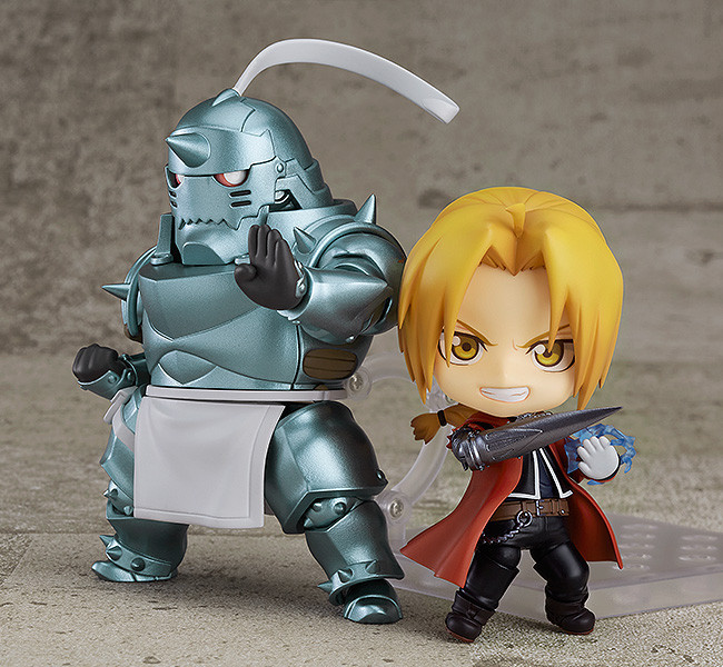 Nendoroid 796 Alphonse Elric (Fullmetal Alchemist) / Альфонс Элрик нендороид фигурка (Стальной Алхимик)