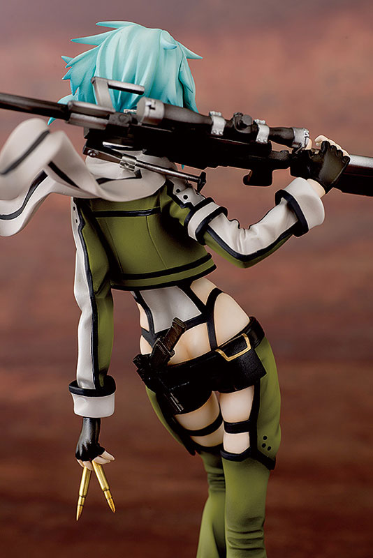 Sword Art Online - Sinon 1/7 Complete Figure / Мастера меча онлайн фигурка Синон