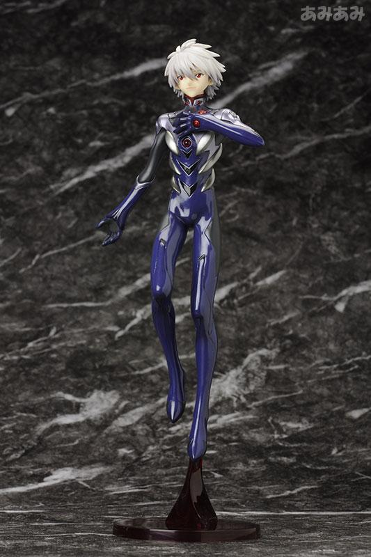 Nagisa Kaworu Complete Figure: Evangelion: 2.0 You Can (Not) Advance / Евангелион аниме фигурка Каору Нагиса