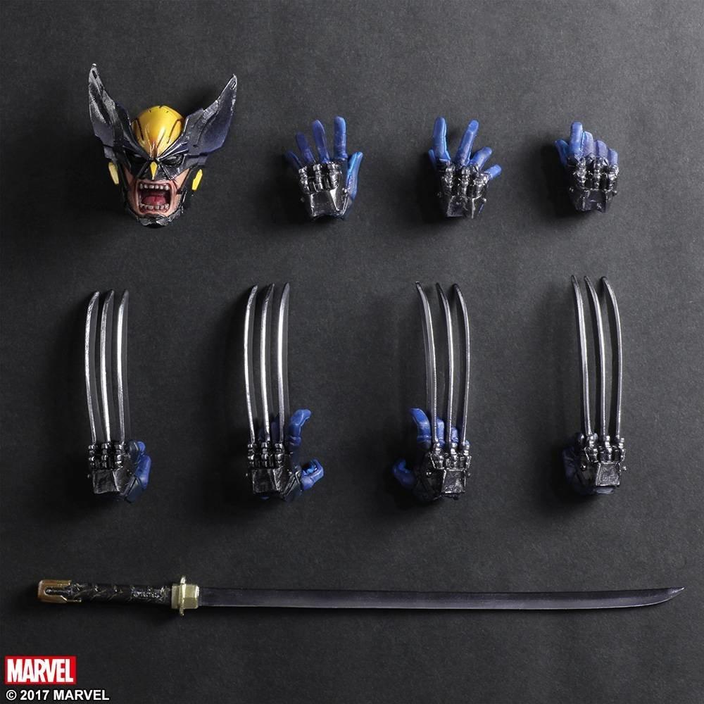 Wolverine (Росомаха) X-Men - Marvel [Play Arts Kai]