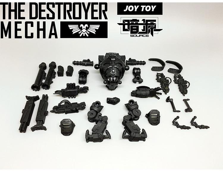 Source Acid Rain The Destroyer Mecha [JoyToy]
