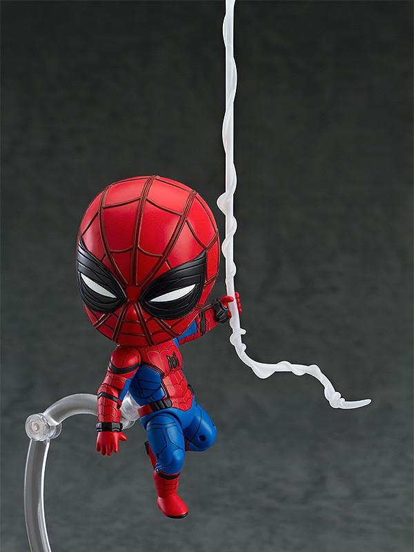 Nendoroid 781. Spider-Man (Homecoming Edition) / Человек-Паук: Возвращение домой фигурка