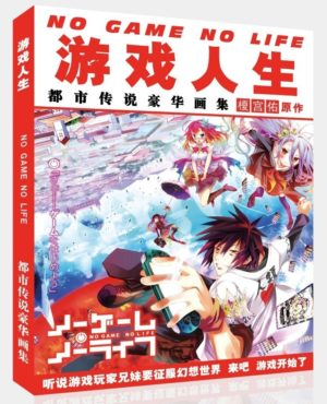 No Game No Life - ArtBook Best Artworks