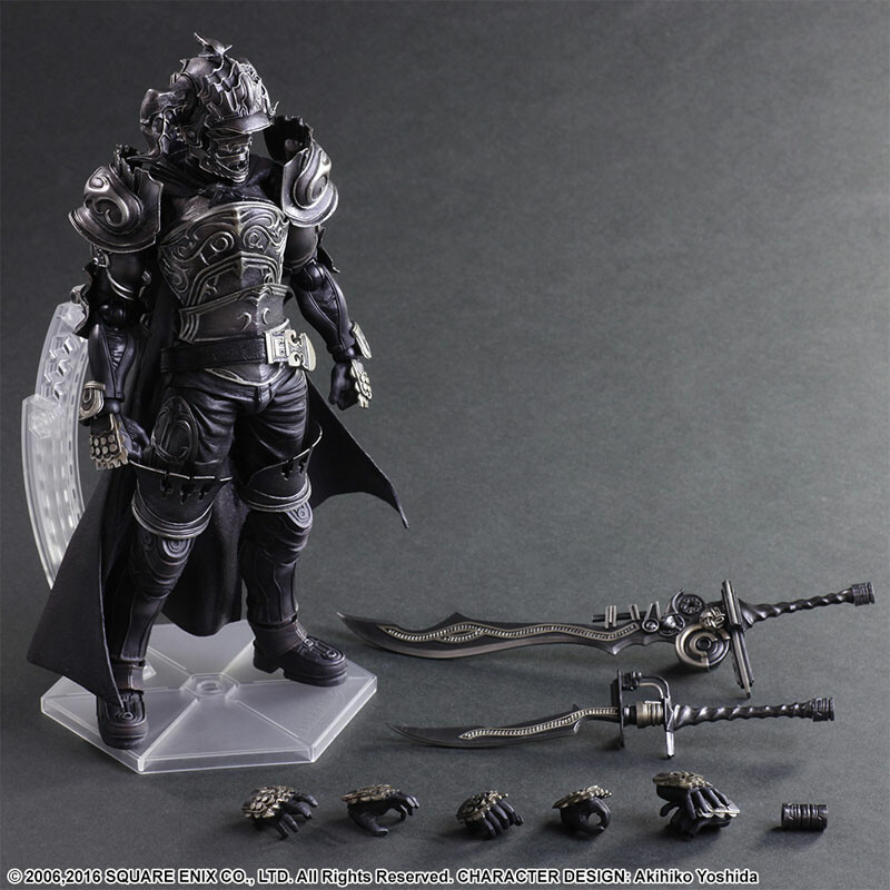 Gabranth – Final Fantasy XII [Play Arts Kai] 9