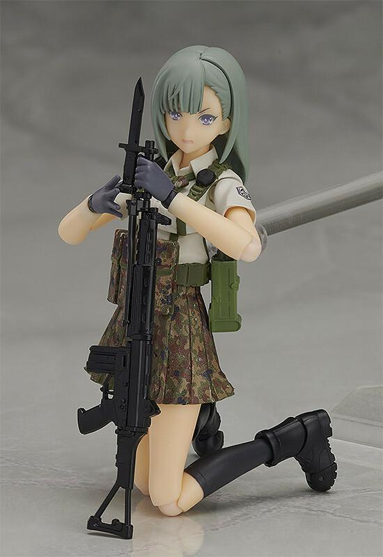 Ena Toyosaki - Little Armory - Figma SP-111