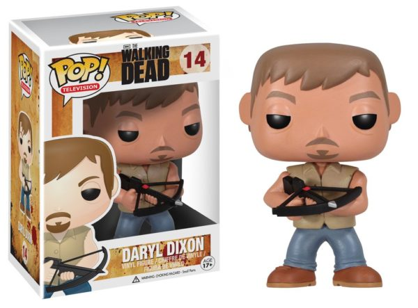 The Walking Dead: Daryl Funko POP / Дэрил Ходячие мертвецы фанко поп