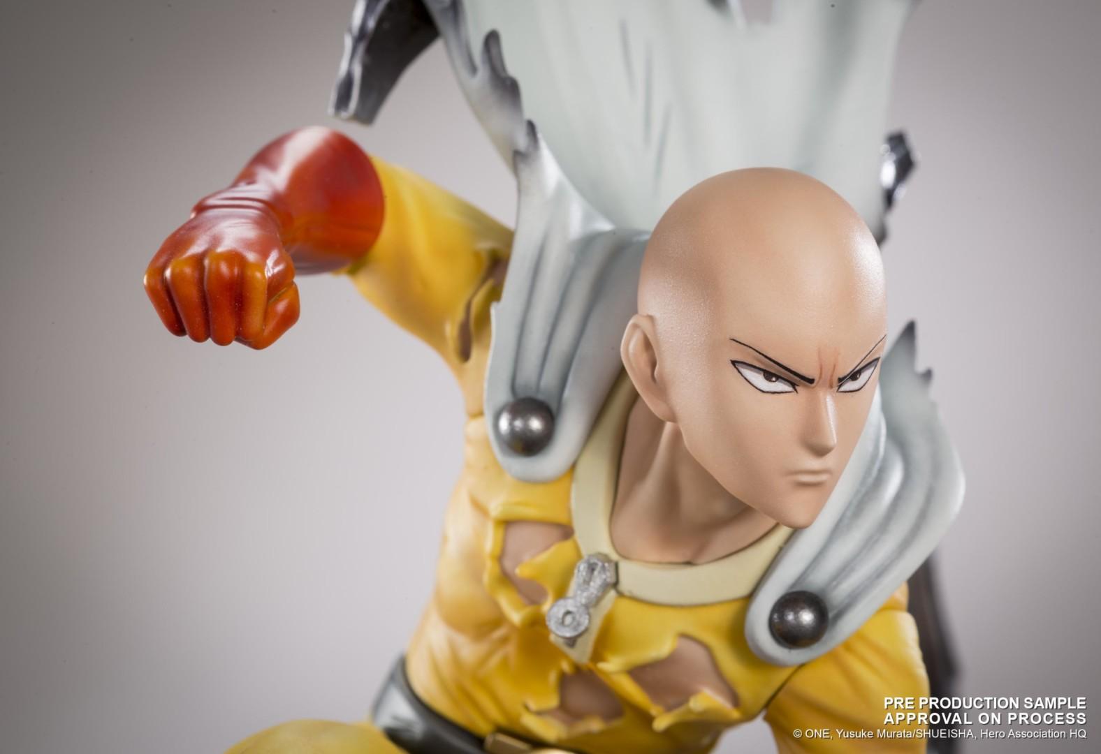 One Punch Man - Saitama [1/10 Complete Figure]