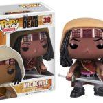 The Walking Dead: Michonne Funko POP / Мишун Ходячие мертвецы фанко поп 1