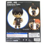 Nendoroid Haikyuu!! Kageyama Tobio #489 / Haikyuu!! аниме фигурка 6