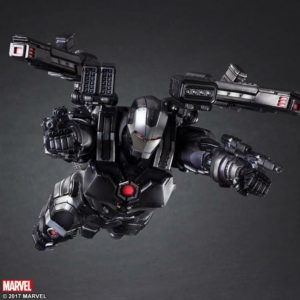 Marvel Universe Variant IronMan War Machine ver. [PLAY ARTS KAI]